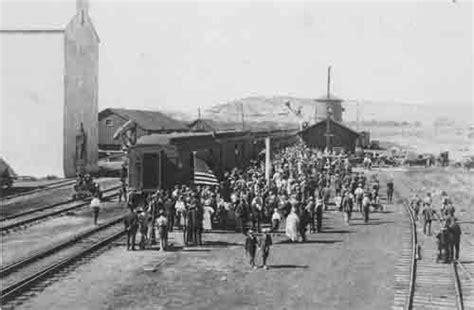 np depot images columbus mt depot 1920