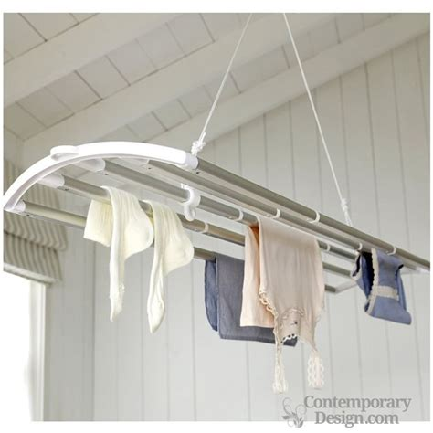 Clothes Drying Ceiling Rack by Ceiling Clothes Airer