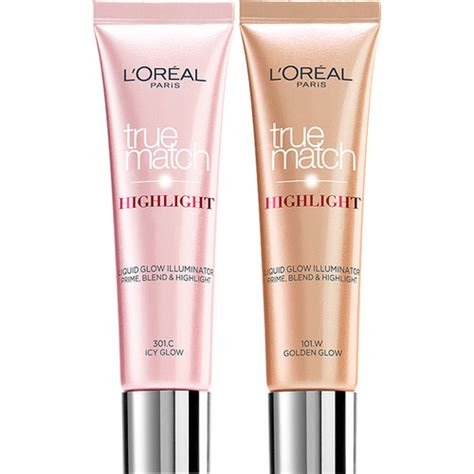 l or 233 al true match lumi liquid glow illuminator