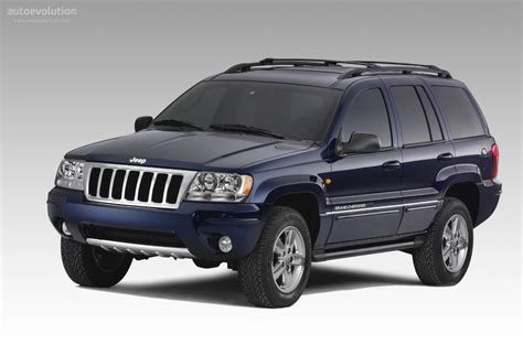 blue jeep grand cherokee 2004 jeep grand cherokee specs 2003 2004 2005 autoevolution