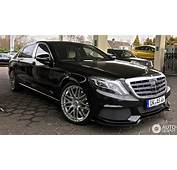 Mercedes Maybach Brabus 900 Rocket  21 Mrz 2016 Autogespot