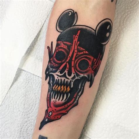 mickey mouse ears tattoo tattoo collections