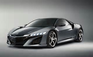 acura nsx future vehicles acura