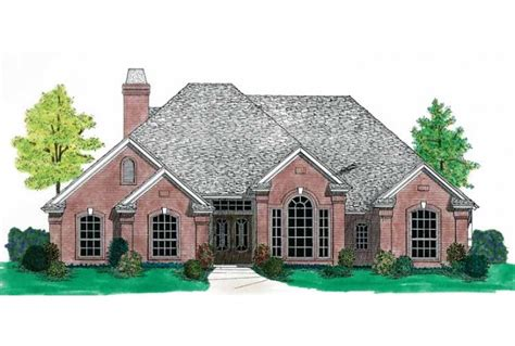 one story french country house plans with stone country eplans french country house plan plenty of room 2065