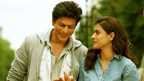 kajol on dilwale shah rukh khan tweets intense image from dilwale sets