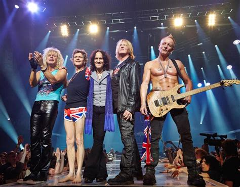 how does def last drama made def leppard s hysteria live up