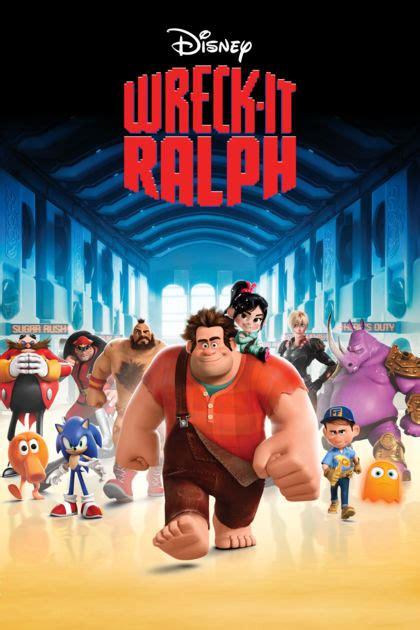 film animasi wreck it ralph wreck it ralph on itunes
