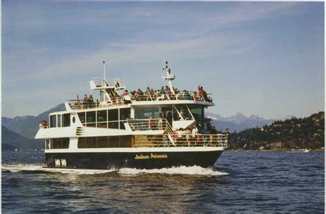 vancouver boat tours bcpassport - Boat Cruise Up Indian Arm