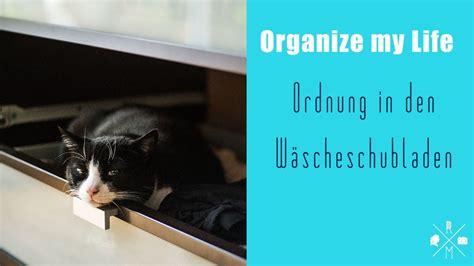schublade ordnung ordnung schubladen organisation im schlafzimmer mit