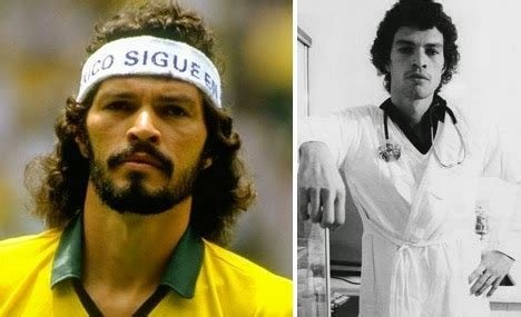 doctor socrates footballer philosopher educated footballers with degrees from universities