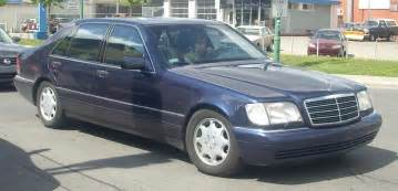 1997 mercedes s class information and photos