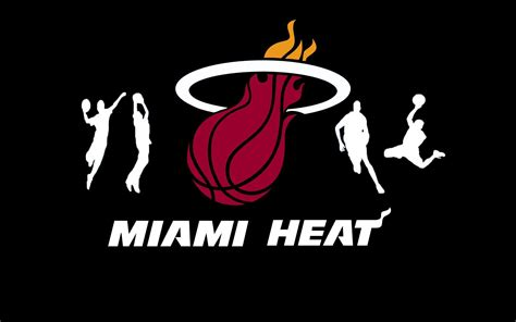 imagenes de nba miami heat miami heat logo wallpapers wallpaper cave