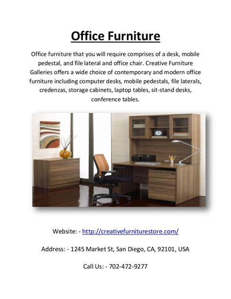 creative modern furniture store in san diego