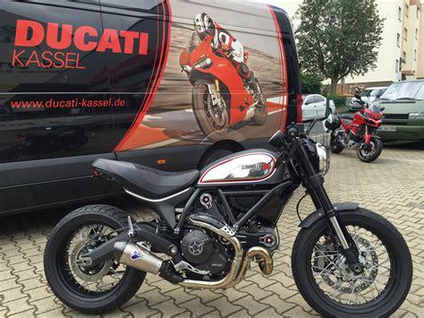 Ducati Motorrad Scrambler by Umgebautes Motorrad Ducati Scrambler Icon Ducati