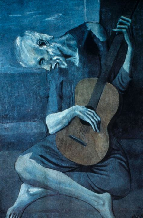 picasso paintings during the blue period the pablo picasso and the o jays on