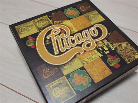 Cd Chicago The Studio Albums 1969 1978 studio albums 1969 1978 chicagoのアルバム10枚セットがお得すぎる groove in