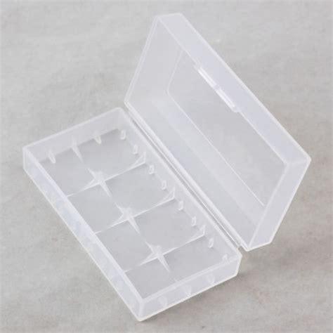 casing baterai transparan untuk 2x18650 4x16340 transparent jakartanotebook
