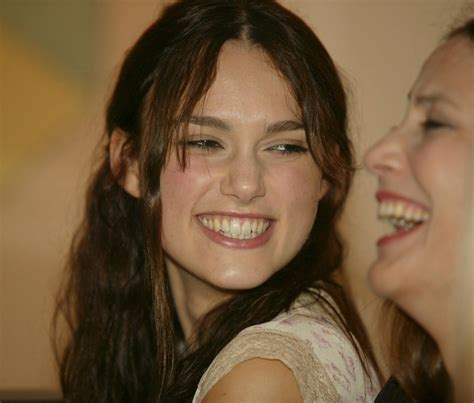 Keira Knightley Refuses To Smile by Top Profile And Picture And Top