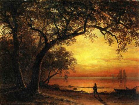 new painting free island of new providence albert bierstadt wikiart org