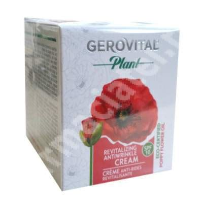 7 Must Try Products From Gerovital Plant by Creme Lotiuni Si Ulei Corp Bebe Tei