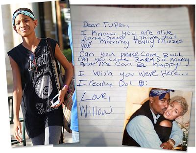 willow smith tupac a feast for the eyes willow smith drops a letter to tupac