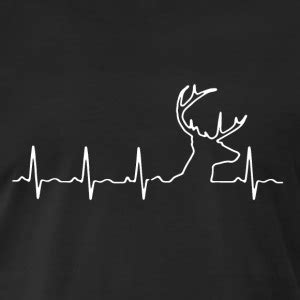 deer heartbeat deer t shirts spreadshirt