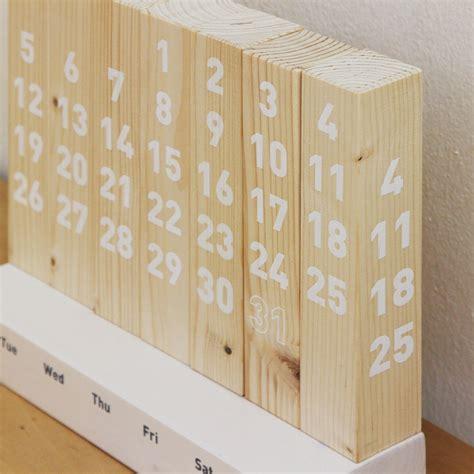 woodworking calendar wood calendar calendars touch of modern