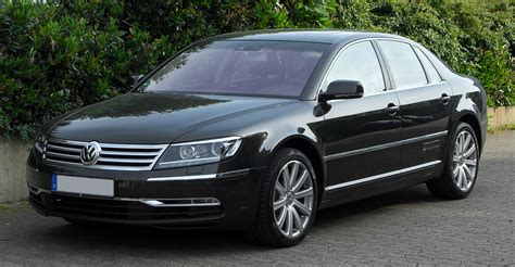Volkswagen Phaeton Archives The Truth About Cars