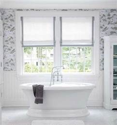 Bathroom Blind Ideas 9 bathroom window treatment ideas deco window fashions