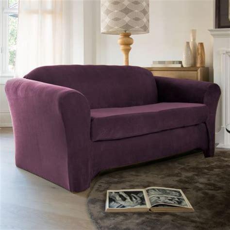 surefit canada slipcovers surefit jagger stretch sofa slipcover walmart canada