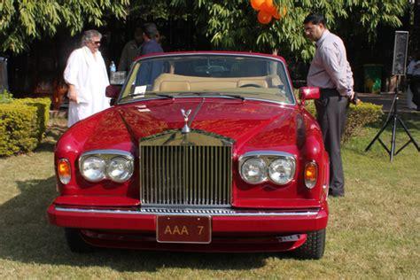 roll royce bahawalpur annual classic car show islamabad youlin magazine
