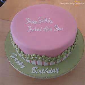 fondant birthday cake husband