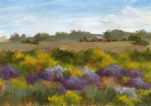 Landscape Pictures For Acrylic Painting Debbie Shirley Further Afield Small Acrylic