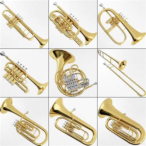 brass section instruments brass instruments