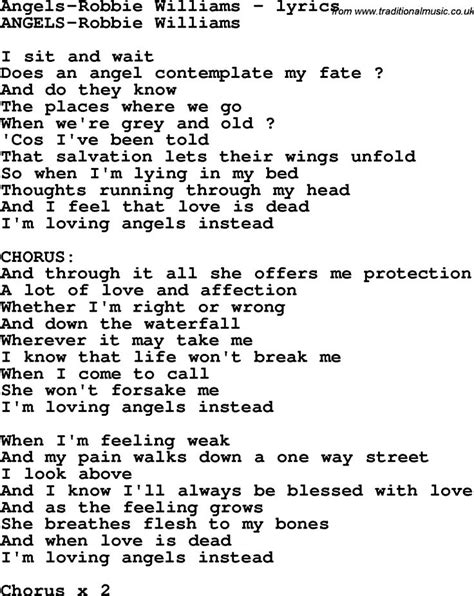 my lyrics williams 25 best ideas about robbie williams lyrics on