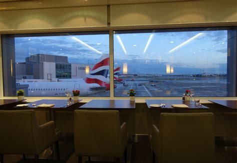 Best Dining Room Tables review british airways first class lounge london heathrow