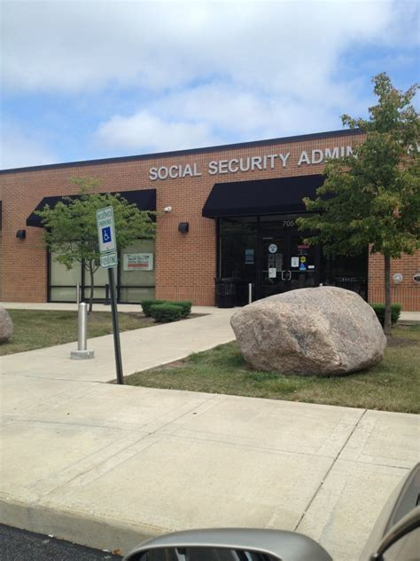 Illinois Social Security Office by Des Plaines Il Social Security Offices