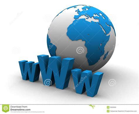 imagenes gratis internet globe and www sign stock illustration image of networking