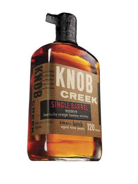 Knob Creek Single Barrel by Nh Liquor Commission Selects Eight Barrels Of