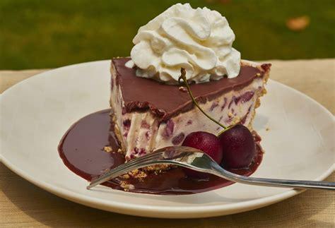 edy s frozen hot chocolate fresh cherry frozen custard pie recipe for july 4th