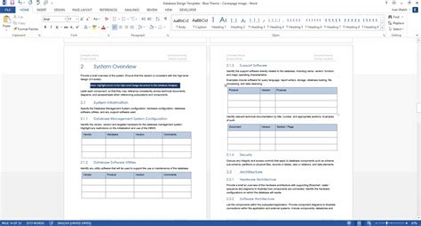 collection blank word document template pertamini co 2018 blank