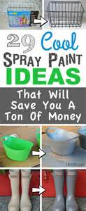 13 cool spray paint ideas that will save you a ton of