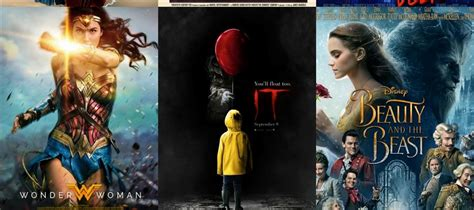 hollywood box office news 2017 s top 10 hollywood movies based on box office figures