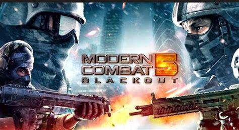 download mod game modern combat 5 modern combat 5 mod apk free download