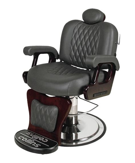 collins barber chairs used collins 9050 commander i barber chair
