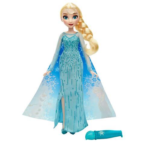 Poupée Reine des Neiges Elsa Cape Féérique Hasbro : King