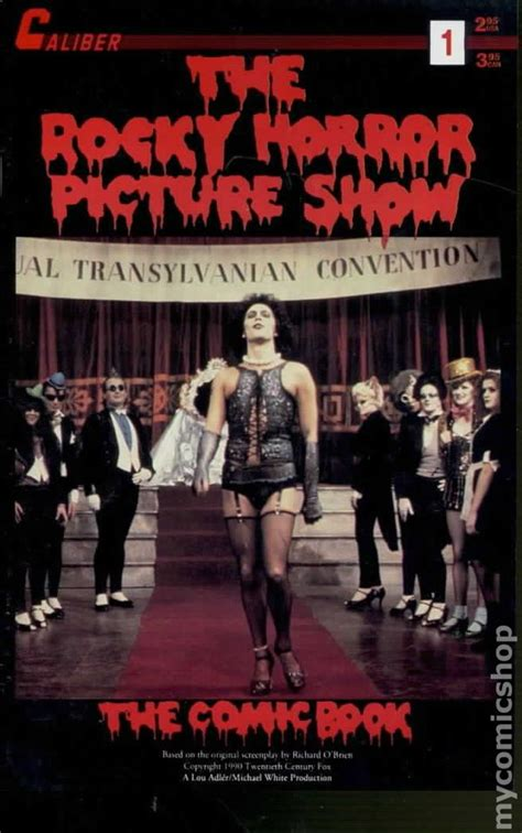 the rocky horror picture show book rocky horror picture show the comic book 1990 comic books