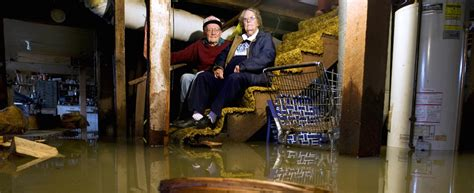 flood in the basement it started with a flood in the basement david hume kennerly