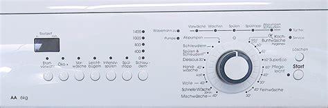 Bauknecht Wa Eco 130 Di 6969 by Bauknecht Waschmaschine Geht Nicht Mehr An Anleitung
