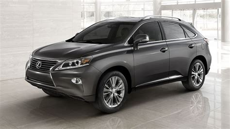 lexus rx 350 luxurious road utility vehicle